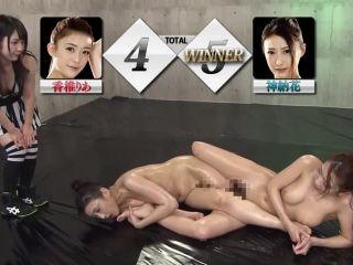 RCTD-111 Super Gashinko Nude Breathless Battle DYNAMITE 2018 - censore ...