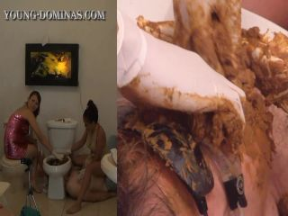 Real Toilet Abuse Part 7 [FullHD 1080P] - Screenshot 1