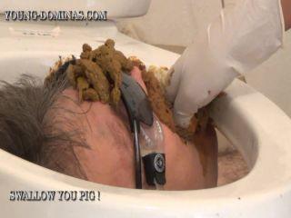 Real Toilet Abuse Part 7 [FullHD 1080P] - Screenshot 4