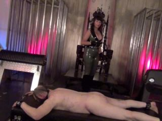 Asian Cruelty  AT THE END OF MY WHIP  Starring Syren Hikaru