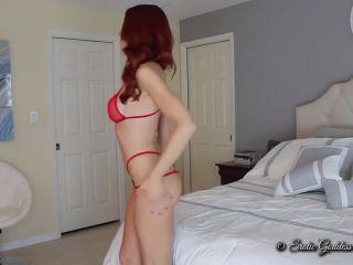 Goddess Christina — Sensual Stroking