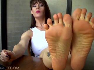 Online Fetish video Miss Untamed - Earn It