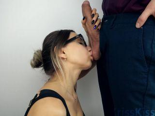 kriss kiss  blowjob and handjob big dick  kriss kiss