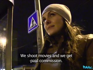 Public 5274 Lost Russian fucks for taxi money