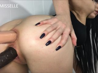 webcams - ManyVids Webcams Video presents Girl LittleMissElle in Soft DP Doggystyle Fuck