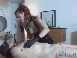 Porn online Redhead – FemmeFataleFilms – Plugs, Spit and Sounds – Part 1 – Goddess Jenilee