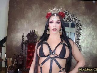 Goddess Cheyenne – Majestic Tits – Femdom Pov