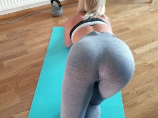 blonde secretary porn amateur porn | Miss Impulse - Signed up for Yoga just to Fuck my Instructors Ass -  | fit