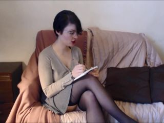 Fox Smoulder - Virgin Therapy | goddess worship | pov gay fetish