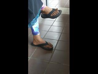 Mature somali feet1!