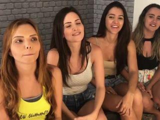 Tickle brazilians 3