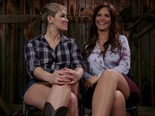 whipped ass: march 14, 2019 – ryan keely, syren de mer/kinky lesbian barn babes