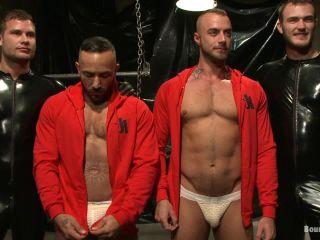 amateur homemade anal Onyx vs Redz - Pre-Folsom Street Fair Live Show, male sub on femdom porn