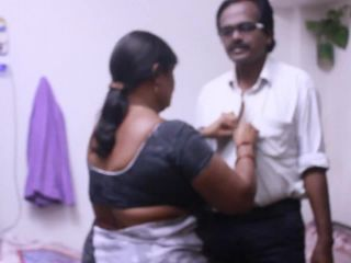 Tamil Bhabhi Foreplay