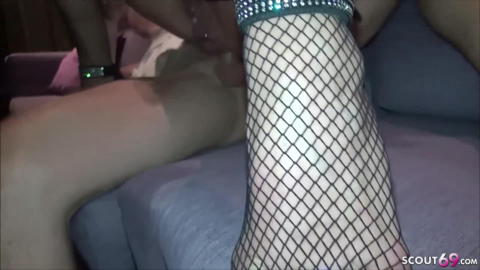 Amateur Teen Taking Huge Dick