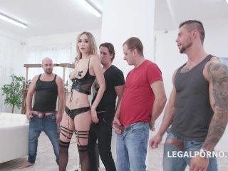 Monster of DAP, Polina Maxim 5on1 Balls Deep Anal, DAP, TP, Gapes and ...