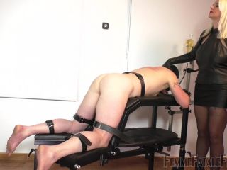 Getting Caned - Super HD