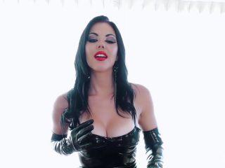 velvet fetish masturbation porn | Goddess Kim - Sissy CEI Challenge | goddess kim