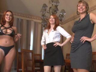Captive – Feature Movie – Goddess Brianna, Megan Jones | strap on | strap on femdom pron