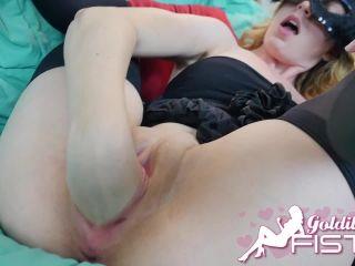 Self Fisting Fun with Double Punch Fisting – GoldilocksFist - goldilocks fist - fisting porn videos