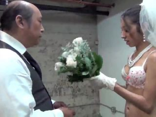 Asian Mean Girls - Empress Jennifer  - Bridezilla Tramples The Flower Guy | femdom | asian girl porn