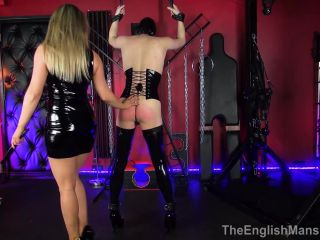 Spank – The English Mansion – Caught For A Caning – Part 2 – Mistress Courtney - spank - fetish porn monster girl femdom