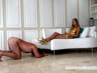 American Mean Girls - Most Pathetic Cum Ever!!!