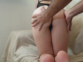 Misbehaved penalizedHARD  Spanking ASS, Screaming