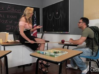 armpit fetish porn Cheese, CherryPimps: Brett Rossi - Fuck Me Or You Fail Sex Education , high heels on cumshot