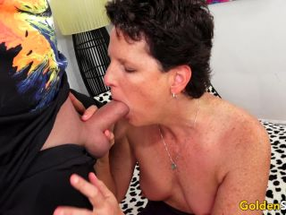 Online Tube GoldenSlut presents Beth McKenna - mature