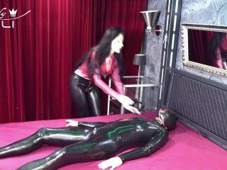 Lady Meli - Milked wanker until he squirts on femdom porn chichi medina femdom