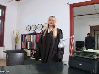Jemma Valentine - Horny Judge Valentine