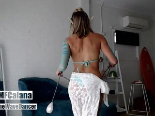 Mistress Alana – Live Avatar Dance
