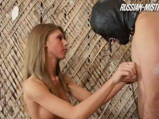 russian-mistress  abby  foot licking  russian-mistress