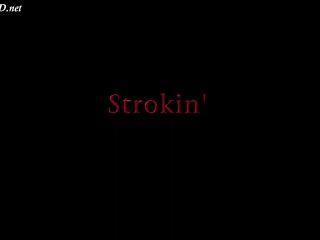 Strokin Stroker – handjob final exam – Christina Sapphire,  on handjob porn