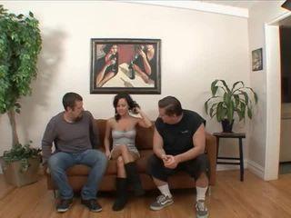 Teenage Spermaholics #7, Scene 5    gonzo   femdom porn