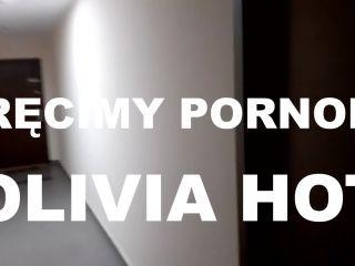 Kręcimy pornola - Olivia Hot