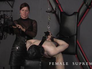 Online femdom video Female Supremacy - Highly Strung - Baroness Essex
