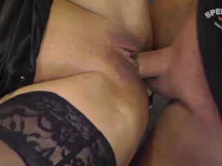 2018.04.27 Funny Hill - Funny Hill Blindfold Creampie