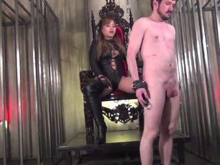 Female Suprmacy – Asian Cruelty – LEATHER GODDESS SMACK DOWN – Astro Domina