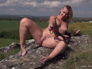 QueenSnake – WHIP MYSELF – TRACY 2017 September 23 - hairy - squirt 3d bdsm xxx