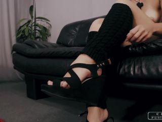 CRUEL PUNISHMENTS - Mistress Anette - Screaming like a madman Part 3, femdom women on bdsm porn