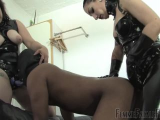Femmefatalefilms - Cybill Troy - Fucked Up Part 1!!!
