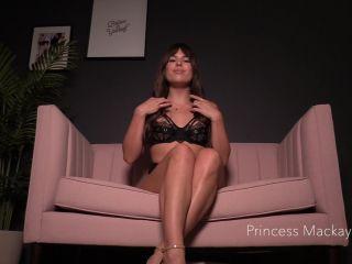 Princess Mackayla - Eat It Like The Bitch You Are - princess mackayla - femdom porn femdom women