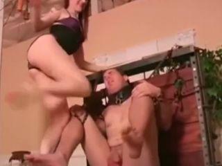 Porn Foot femdom