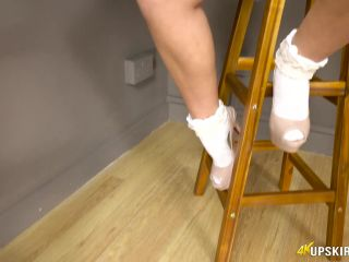 upskirt jerk  entertainment at work  mesmerize