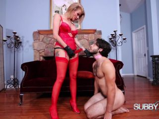irish femdom strap on | Video online SubbyHubby – Becoming Joslyn's Bitch Part 5: Strap On | pegging