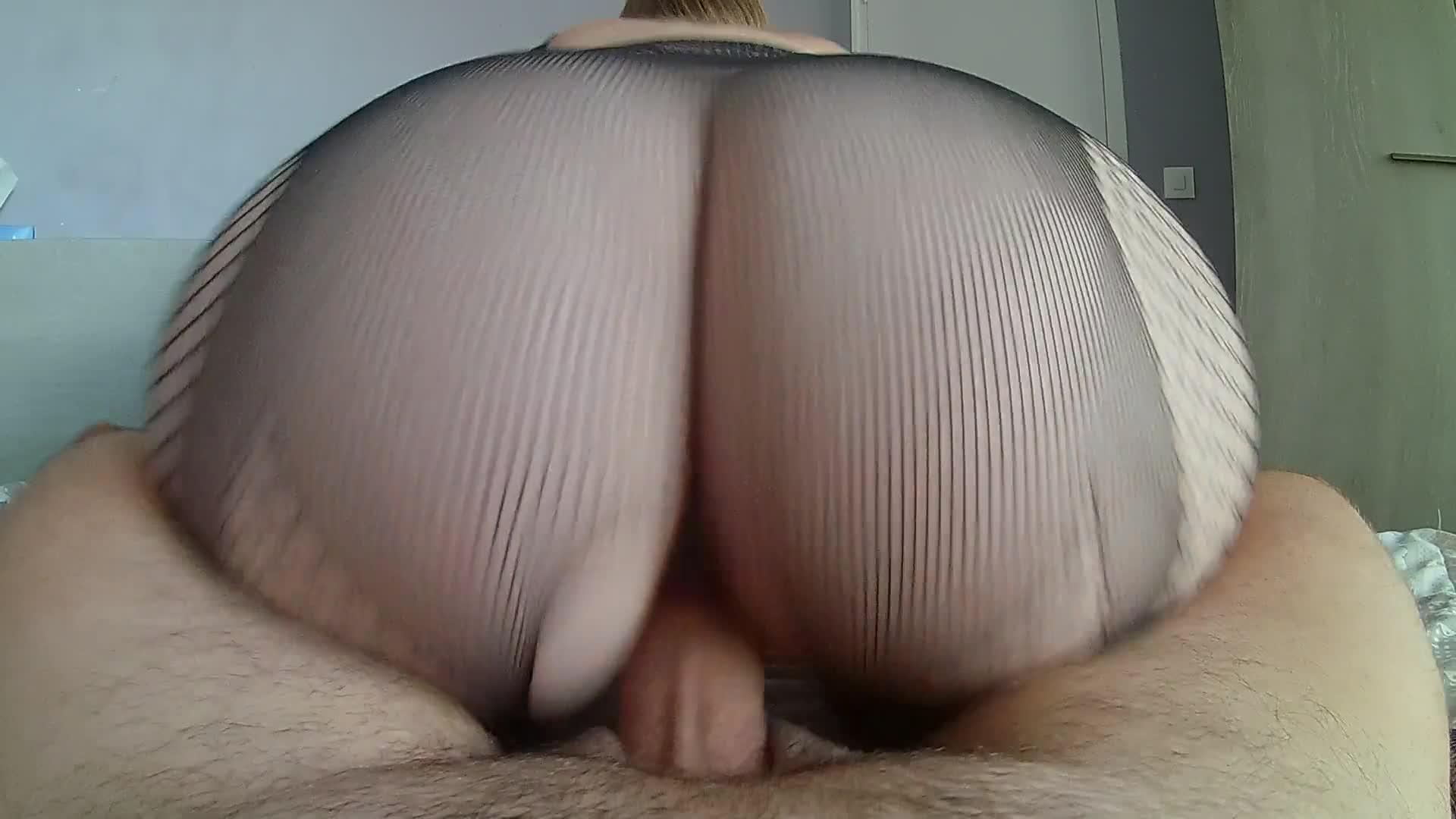 Redhead Big Ass Creampie