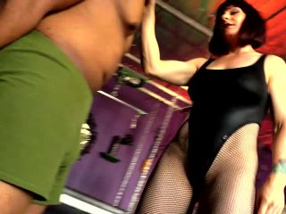 Cybill Troy – Mistress Andrea Untamed – Ball Destroyer