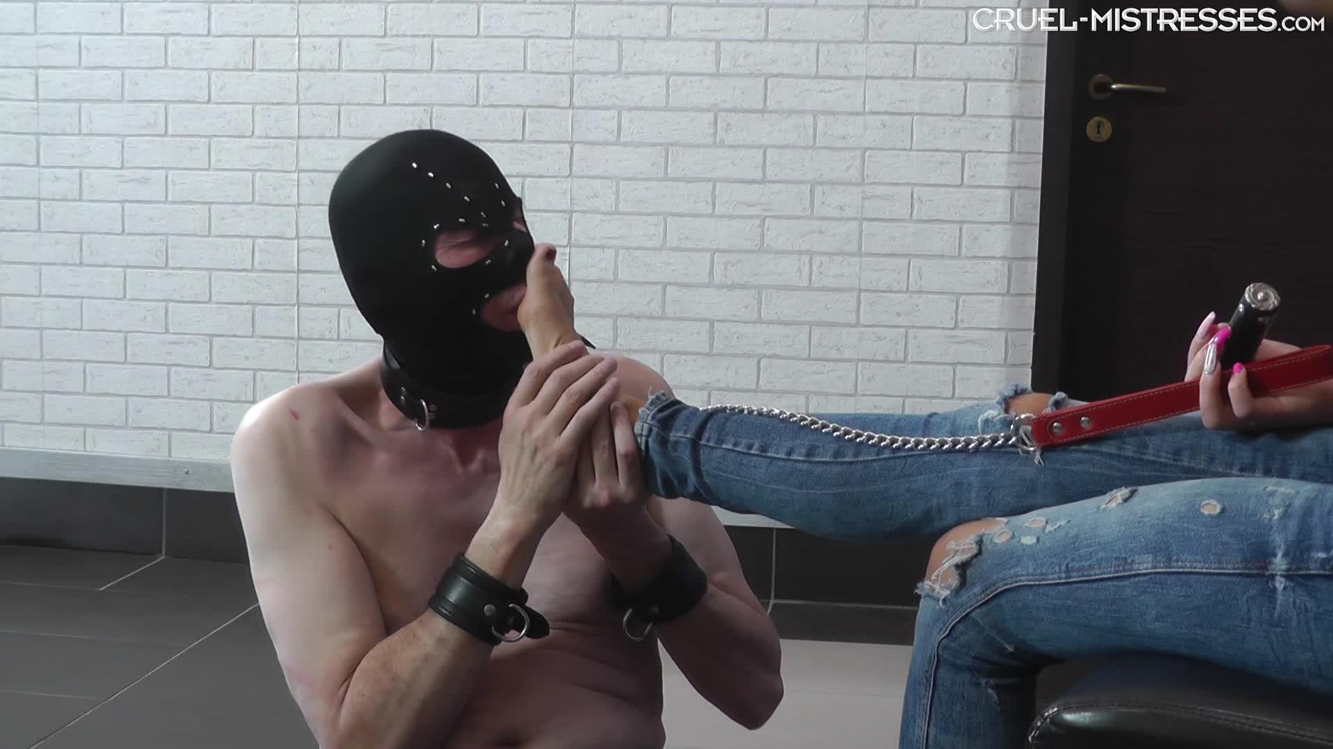 Brazil Lesbian Feet Slave